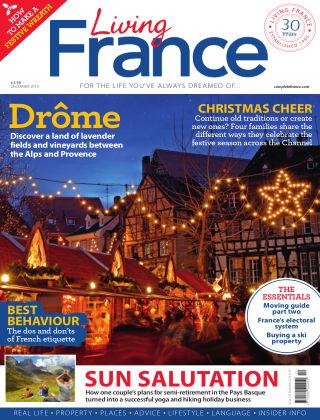 Living France December 2019