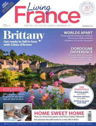 Living France January 2020