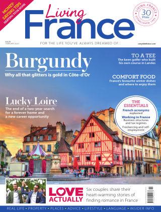 Living France February 2020