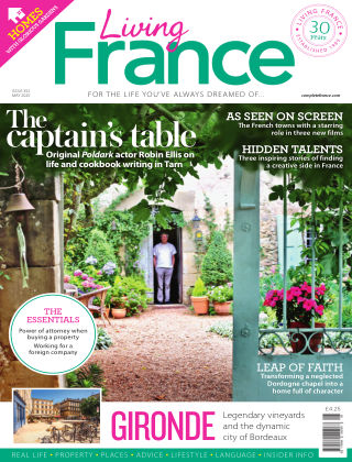 Living France May 2020