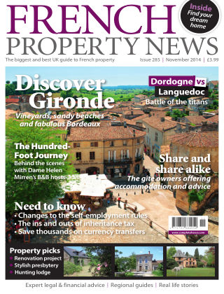 French Property News November 2014