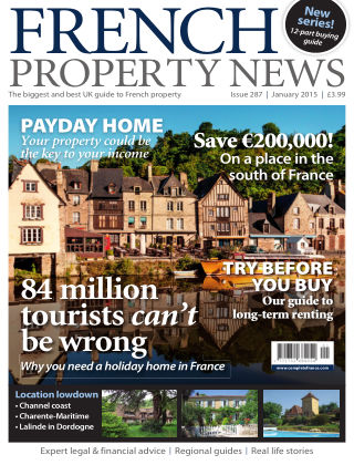 French Property News January 2015