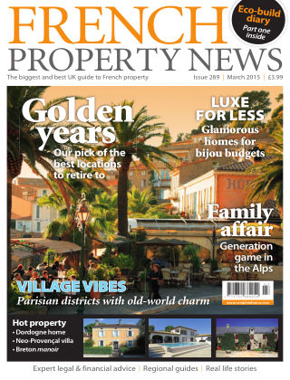 French Property News March 2015