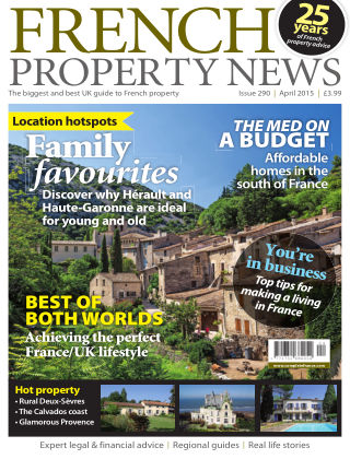 French Property News April 2015