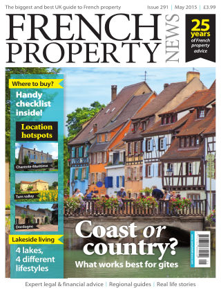 French Property News May 2015