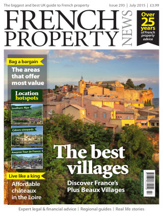 French Property News July 2015