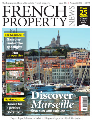 French Property News August 2015