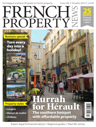 French Property News October 2015