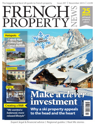 French Property News November 2015