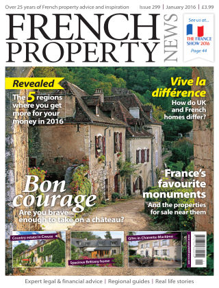 French Property News January 2016