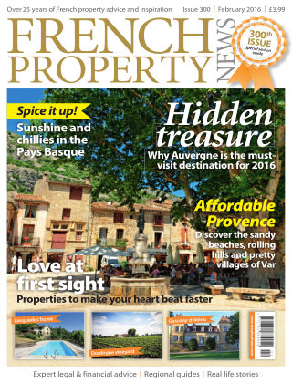 French Property News February 2016