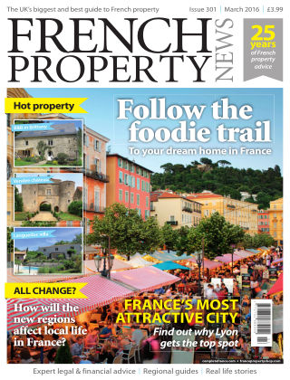 French Property News March 2016