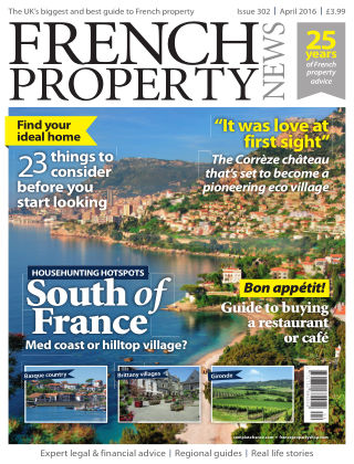 French Property News April 2016
