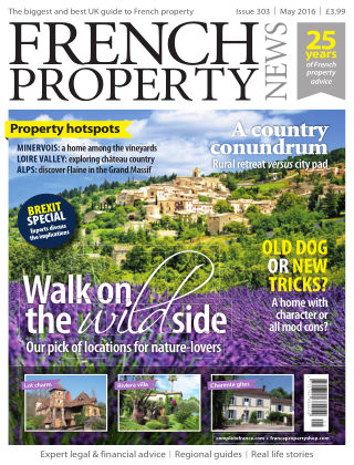 French Property News May 2016
