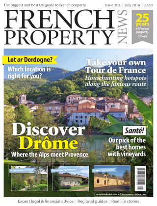 French Property News July 2016