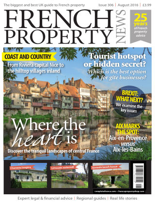 French Property News August 2016