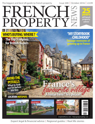 French Property News October 2016