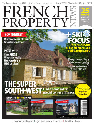 French Property News November 2016
