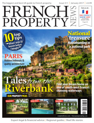 French Property News January 2017