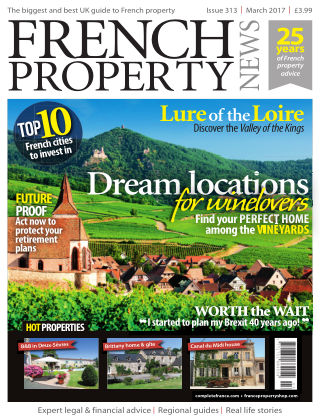 French Property News March 2017