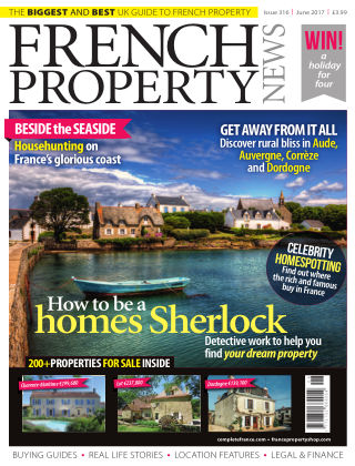 French Property News June 2017