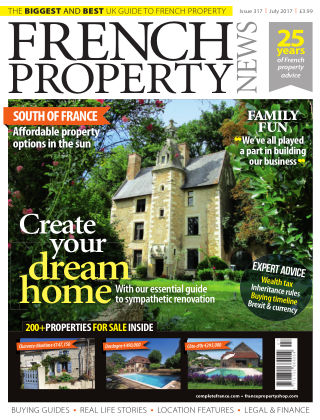 French Property News July 2017