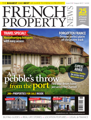 French Property News August 2017