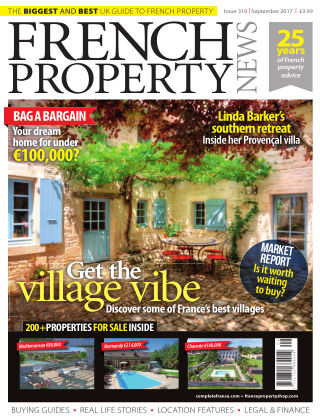 French Property News September 2017