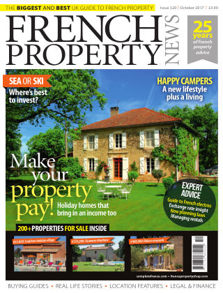 French Property News October 2017