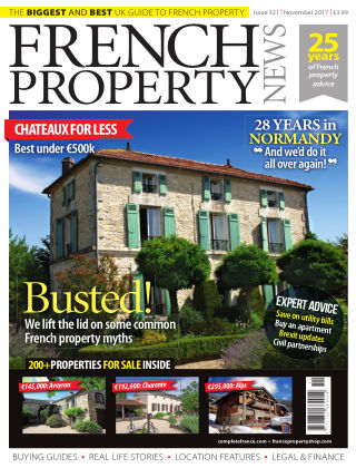 French Property News November 2017