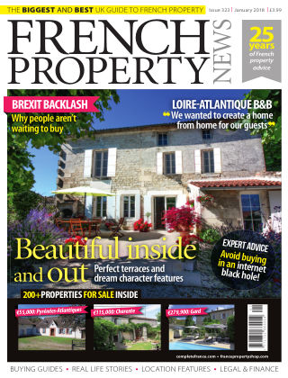 French Property News January 2018