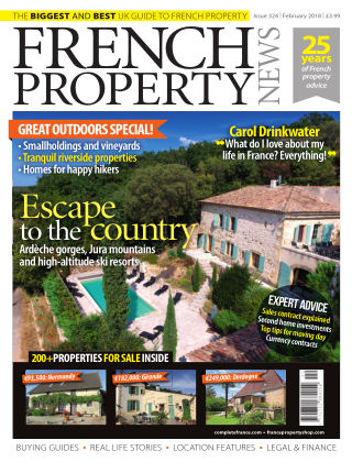 French Property News February 2018