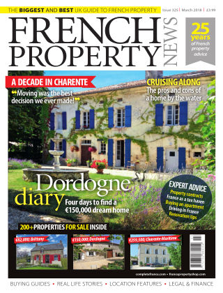 French Property News March 2018