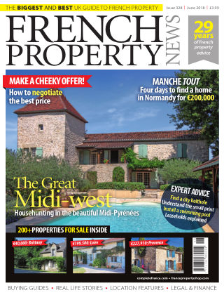 French Property News June 2018