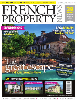 French Property News July 2018