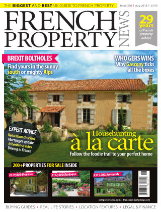 French Property News August 2018