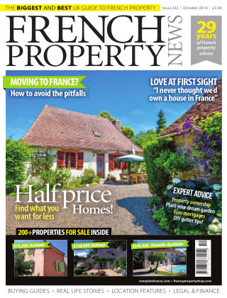 French Property News October 2018