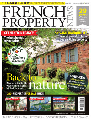 French Property News November 2018