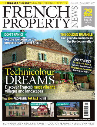 French Property News January 2019