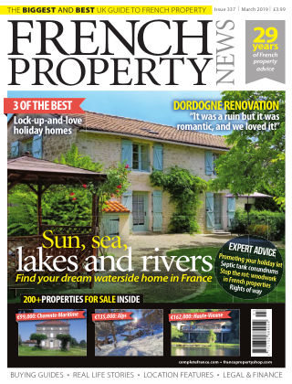 French Property News March 2019