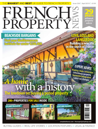 French Property News April 2019