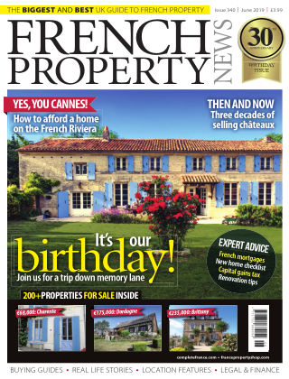 French Property News June 2019