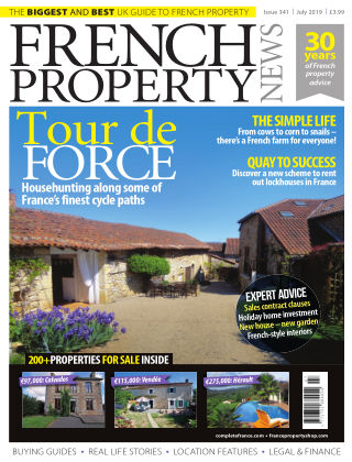 French Property News July 2019