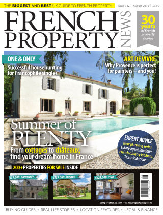 French Property News August 2019