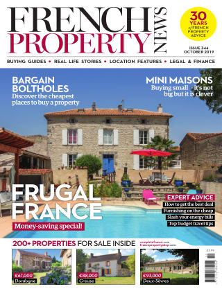 French Property News October 2019