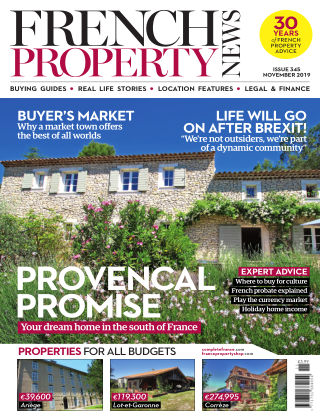 French Property News November 2019