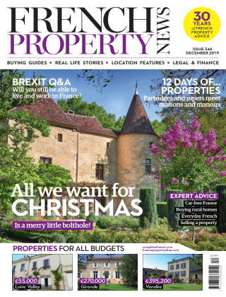 French Property News December 2019