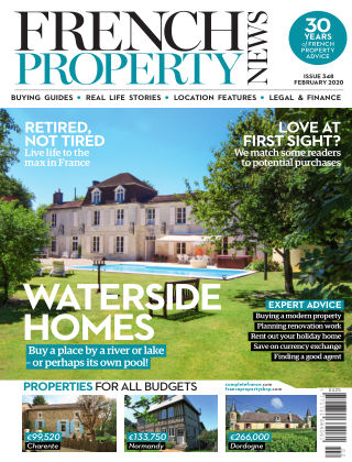 French Property News February 2020