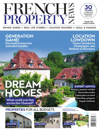 French Property News March 2020