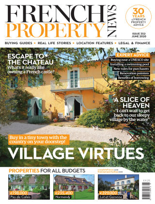 French Property News June 2020